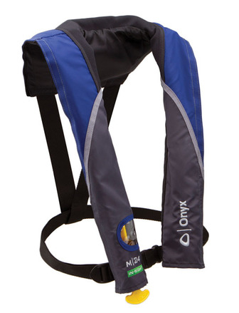M-24 - In-Sight Manual Inflatable Life Jacket (PFD) picture