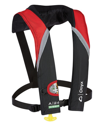 A-24 - In-Sight Automatic Inflatable Life Jacket (PFD) picture