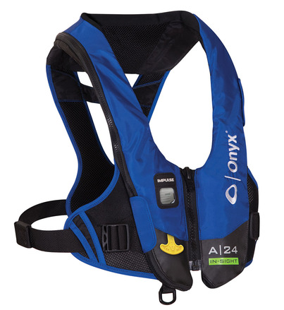 Impulse A-24 In-Sight Automatic Inflatable Life Jacket picture
