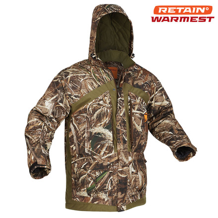Classic Waterfowl Parka - Realtree Max-5® picture