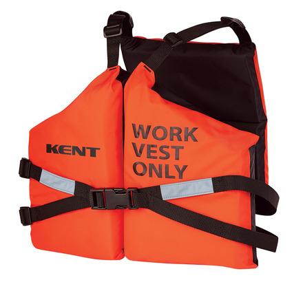 Nylon Work Vest picture