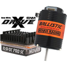 Havoc Pro SC / Ballistic 540 Brushless System with X-Drive™ picture