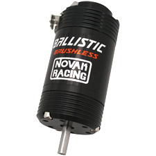 Ballistic 550 Brushless Motors picture