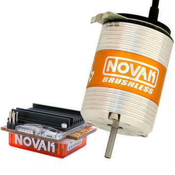 Novak Club Sensored Brushless System-17.5T picture