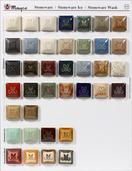 Stoneware Glaze Chip Board #1