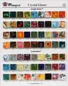 Crystal Glaze Chip Board