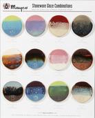 Stoneware Glaze Combinations Chip Board