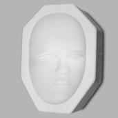 Mask Slump Mold
