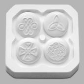 4 Celtic Symbols Press Tools