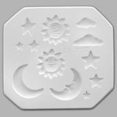 12 Celestial Symbols Sprig