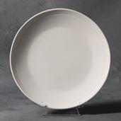 Rimmed Salad Plate