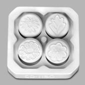4 Contemporary Flower Design Press Tools
