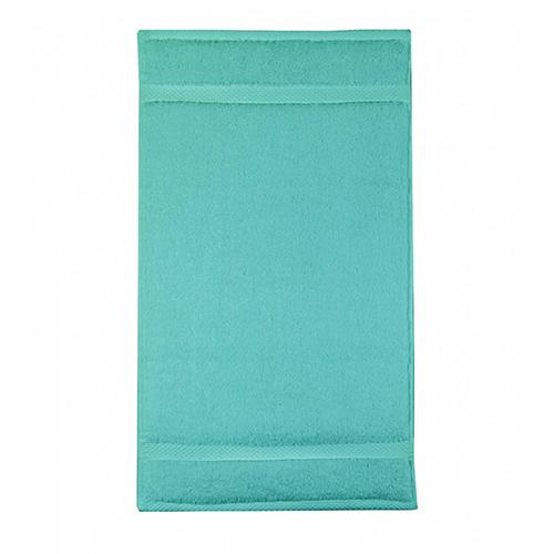 """Elea Curacao Guest Towel 12""""x20"""", 100% Cotton"""