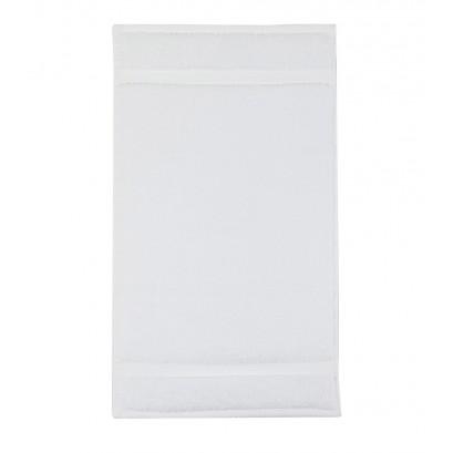 "Elea White Guest Towel 12""x20"", 100% Cotton picture"