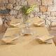 Soubise Jaune D Or Tablecloth 68