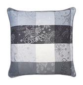 "Mille Couleurs Orage Cushion Cover 16""x16"", 100% Cotton"