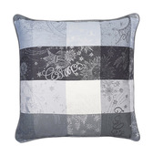 "Mille Couleurs Orage Cushion Cover 20""x20"", 100% Cotton"