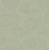 "Mille Pensees Aluminium Napkin 22""x22"""", Cotton"
