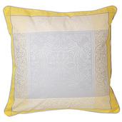 "Alexandrine Mimosa Cushion Cover 20""x20"", Cotton-2ea"