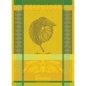 Bananier Jaune Kitchen Towel, Cotton