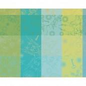 "Mille Alcees Narcisse Placemat 16""x20"", 100% Cotton"