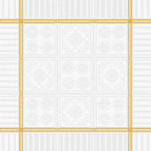 Tuileries Or Napkin 21 X 21 100% Cotton