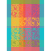 Mille Colibris Tor Antilles Kitchen Towel, Cotton