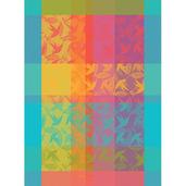 """Mille Colibris Tor Antilles Kitchen Towel 22""""x30"""", 100% Cotton"""