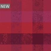 "Mille Couleurs Pivoine Napkin 22""x22"", Organic Cotton"