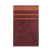 Massai Brick Guest Towel-2ea