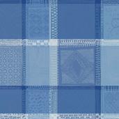 "Mille Wax Ocean Napkin 22""x22"", 100% Cotton"
