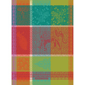 "Mille Holi Festival 22""x30"" Kitchen Towel, 100% Cotton"