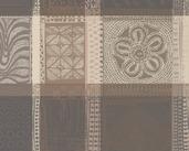 Mille Wax Argile Placemat, Cotton-4ea