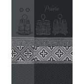 Kitchen Towel Poivre Noir, cotton