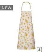 "Mille Merry Gold Apron 28""x33"", Coated Cotton"