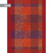 """Mille Couleurs Flamboyant Kitchen Towel 22""""x30"""", 100% Cotton"""