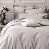 Bysantine Parchemin Duvet Cover, Queen, Cotton