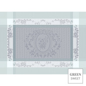 Lysandra Brume Placemat, Stain Resistant-4ea