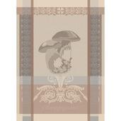 """Kitchen Towel Champignons   22""""x30"""", Cotton - 1ea"""