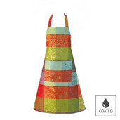 Apron Mille Couleurs Paris, Coated - 1ea