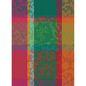 "Mille Dentelles Floralies 22""x30"" Kitchen Towel, 100% Cotton"