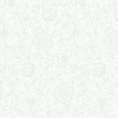 """Mille Charmes Blanc Napkin 22""""x22"""", Cotton - 4ea"""