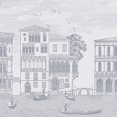 Veneziano Sfumato Napkin, Cotton-4ea