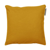 "Confettis Safran 20""x20"" Cushion Cover, 100% Cotton - Set of 2"