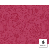 Mille Charmes Raspberry Placemat Coated-4ea