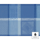 Placemats Mille Wax Ocean, Coated - 4ea