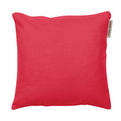 "Confettis Rose Tremiere 16""x16"" Cushion Cover, 100% Cotton - Set of 2"