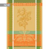 "Mirabelle De Nancy Safran Kitchen Towel 22""x30"", 100% Cotton"