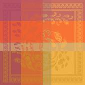 "Shambala Epices 22""x22"" Napkin, 100% Cotton - Set of 4"