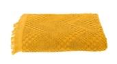 "Bath Towel Boheme Curry 28""x55"", Cotton - 2ea"